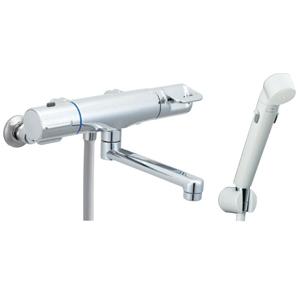 *INAX*BF-HB145TNSD サーモスタット付シャワーバス水栓 エコフルスプレーシャワー 寒冷地用【送料・代引無料】