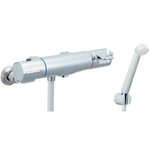 *INAX*BF-HB247TNSD サーモスタット付シャワー水栓[シャワー専用] エコフルスプレーシャワー 寒冷地用【送料・代引無料】