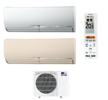 *三菱*MSZ-HXV404S[W/T] エアコン HXVシリーズ 冷房 11~17畳 / 暖房 13~17畳 [MSZ-HXV403Sの後継品]【送料・無料】