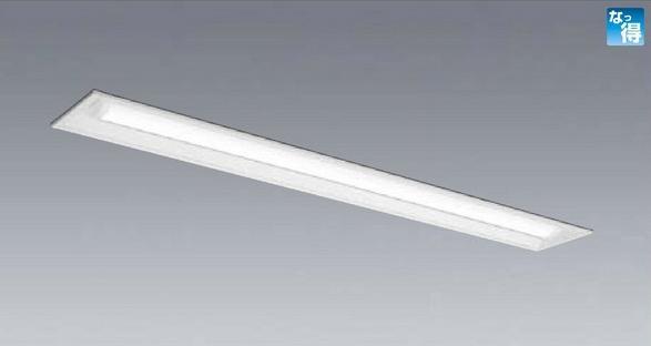 高効率でお求めやすいシンプルな一体形ベースライト 三菱電機 お値打ち価格で EL-LB4003 NM おすすめ WM WWM LM 代引無料 送料 埋込形150幅 クラス400 ライン照明 ミライエ LED一体形ベースライト
