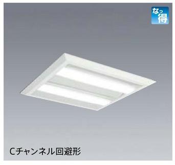 *三菱電機*EL-SC9000[NM/WM/WWM/LM] LED一体形ベースライト スクエアライト ミライエ クラス1000 720 直付・半埋込兼用形【送料・代引無料】