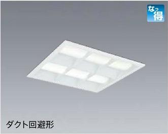 *三菱電機*EL-SK8004[NM/WM/WWM/LM] LED一体形ベースライト スクエアライト ミライエ クラス800 450埋込形[マルチルーバタイプ]【送料・代引無料】