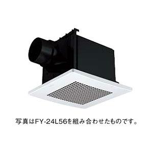 *パナソニック*FY-24JK7 天井埋込形換気扇 ルーバー別売タイプ