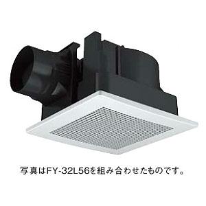 *パナソニック*FY-32J7 天井埋込形換気扇 ルーバー別売タイプ