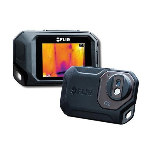*TASCO* TA410FC コンパクト高性能サーモグラフィカメラ タスコ FLIR C2 ポケットサイズ 多機能【送料無料】