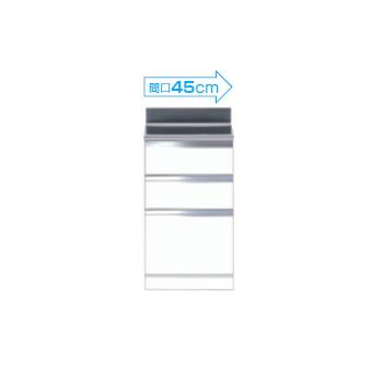 【メーカー直送のみ】*マイセット* M1-45TD M1シリーズ 調理台 キッチン ベーシックタイプ [間口45cm]