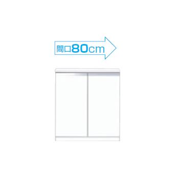 【メーカー直送のみ】*マイセット* Y2-80RC 奥行36cm フロアユニット Y2シリーズ 壁面収納 ベーシックタイプ [間口80cm]