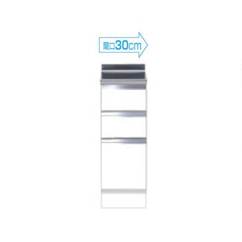 【メーカー直送のみ】*マイセット* S1-30TD S1シリーズ [ハイトップ]調理台 キッチン 受注生産 プラスワン [間口30cm]