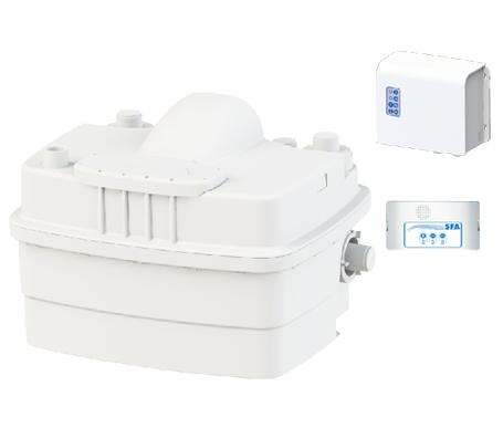 *SFA*SCBR4-200 圧送粉砕揚水 ポンプ サニキュービックR4 汚水・雑排水兼用 複数の水まわり向け【送料・代引無料】