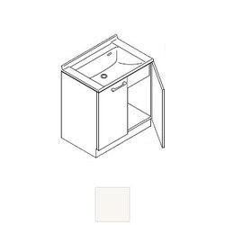 *トクラス*YEAB075AA[A/B]C 洗面化粧台[AFFETTO] ベースキャビネット 間口75cm Sシリーズ