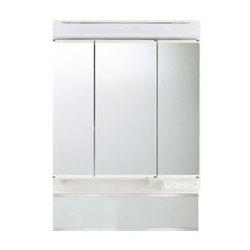 *トクラス*MBB0755KB 洗面化粧台[AFFETTO] ミラーキャビネット 3面鏡 間口75cm