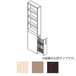 *トクラス*SHAB015DA[L/R] 洗面化粧台[AFFETTO] トールキャビネット 間口15cm Lシリーズ