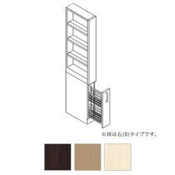 *トクラス*SHAA015DA[L/R] 洗面化粧台[EPOCH] トールキャビネット 間口15cm Lシリーズ