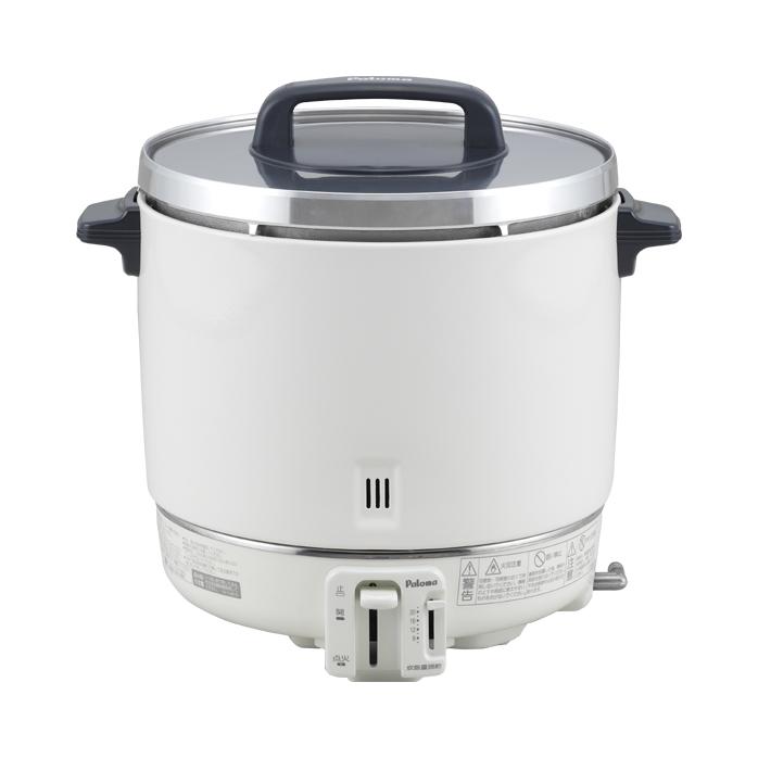 パロマ 業務用ガス炊飯器 2.2升(4.0リットルタイプ) スタンダードタイプ(フッ素内釜) プロパン 都市ガス PR-403SF