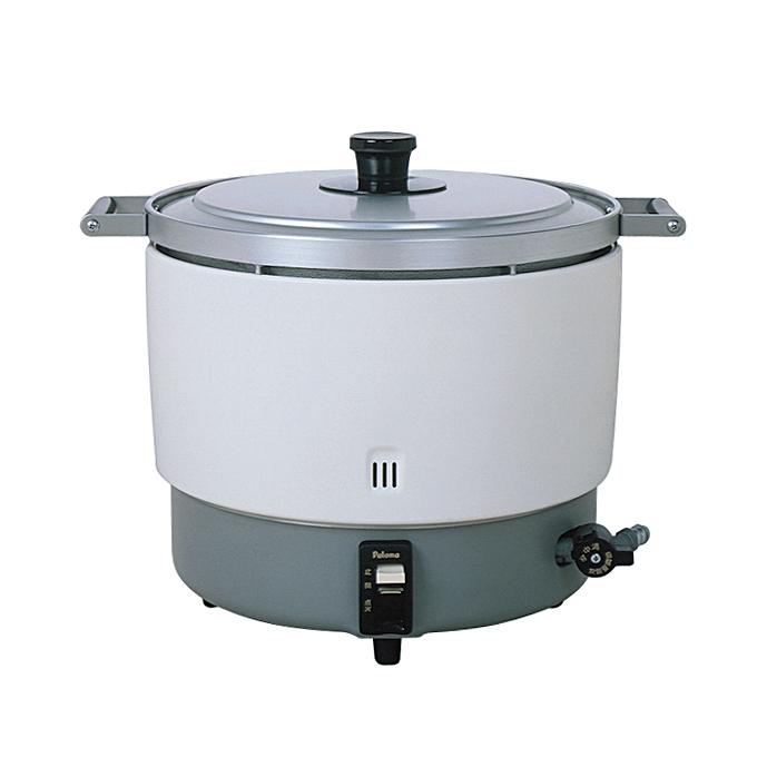 パロマ 業務用ガス炊飯器 3.3升(6.0リットルタイプ) スタンダードタイプ プロパン 都市ガス PR-6DSS