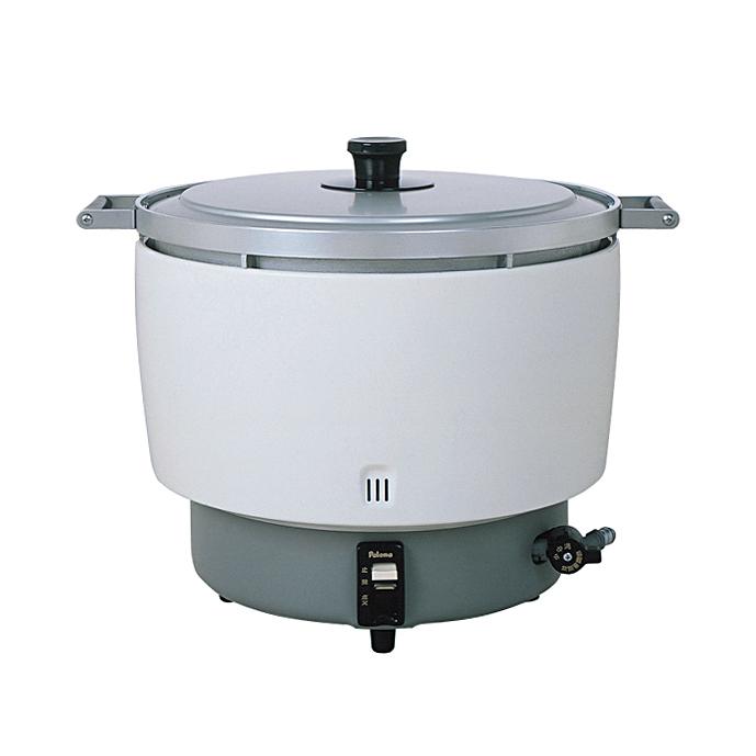 パロマ 業務用ガス炊飯器 5.5升(10.0リットルタイプ) スタンダードタイプ プロパン 都市ガス PR-10DSS