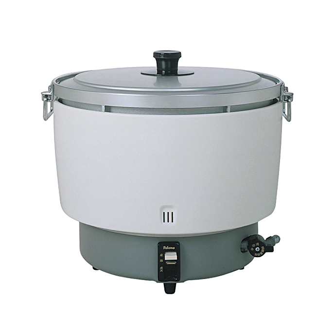 パロマ 業務用ガス炊飯器 5.5升(10.0リットルタイプ) スタンダードタイプ プロパン 都市ガス PR-101DSS