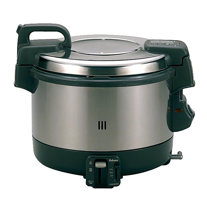 パロマ 業務用ガス炊飯器 2.2升(4.0リットルタイプ) 電子ジャー付タイプ プロパン 都市ガス PR-4200S