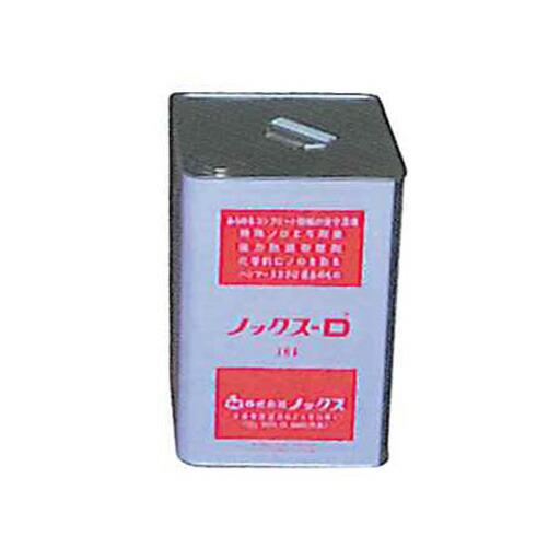 ノロ付着防止強力型コンクリート剥離剤 ノックスD(18L) ノックス[型枠工事用材] [送料無料]