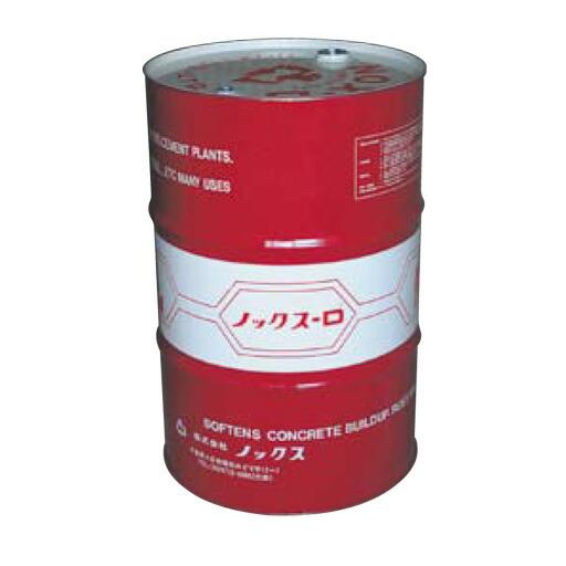 ノロ付着防止強力型コンクリート剥離剤 ノックスD(200L) ノックス[型枠工事用材]