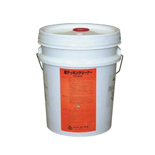 鉄筋の錆溶解剤 新テッキンクリーナー (18kg) ノックス[型枠工事用材] [送料無料]