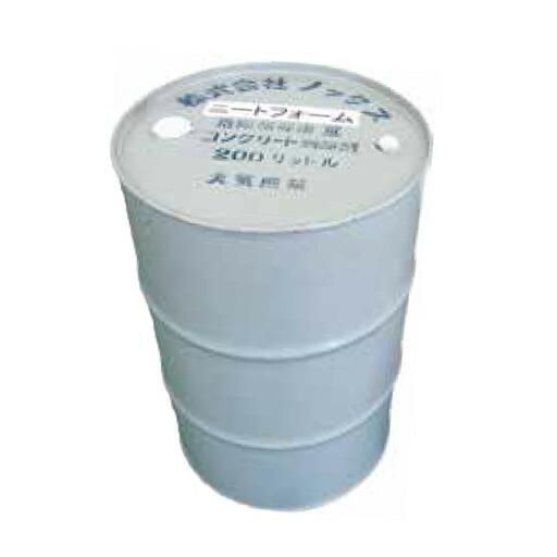 トンネル用剥離剤 ニートフォーム (200L) ノックス [送料無料]