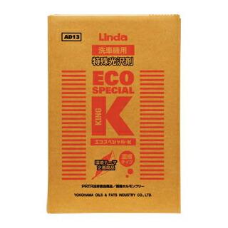 門型洗車機用 光沢剤 エコスペシャルK(ワックス) (18L/QB) 横浜油脂工業 [送料無料]