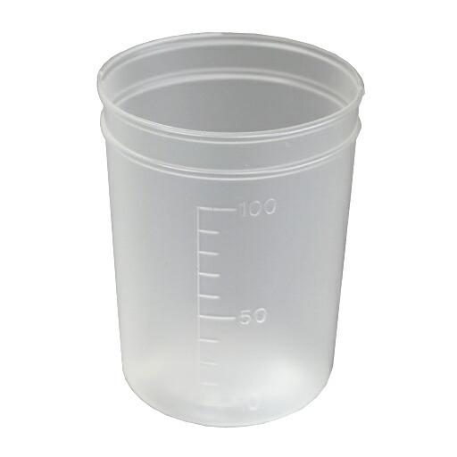 【送料無料】ディスポ容器Aシリーズ 100ml(1000個入)中川産業