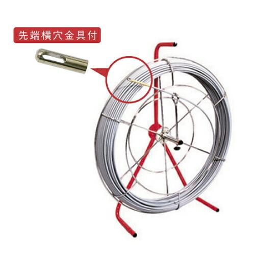 下水管掃除に最適 シルバーグラスライン 100%品質保証 GL-0710RS 通常便なら送料無料 100m ジェフコム 下水道工事用材 個人宅宅配不可