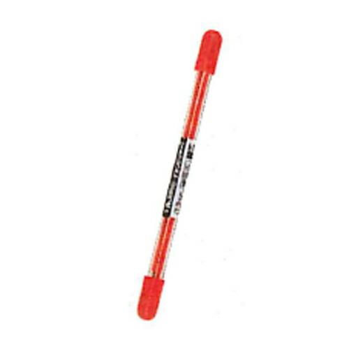従来粘土芯の約2倍の強度で濃く滑らかな書き味 建築用すみつけシャープ替芯 赤芯 SS13S-RED TJMデザイン 1.3mm 新色 6本入 毎日続々入荷
