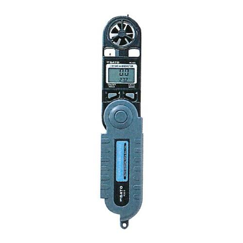 2019春大特価セール! 風速計ミニ PC-51D 1.1~20m/s 1.1~20m/s [送料無料] 佐藤計量器 PC-51D [送料無料], きものまるとも:d06ece66 --- dpedrov.com.pt