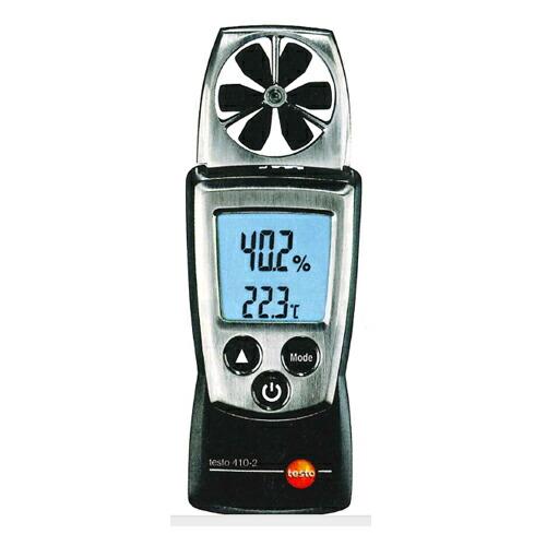 【最新入荷】 ポケットライン ベーン式風速計 testo410-2 風速・温湿度 風速・温湿度 testo410-2 テストー ベーン式風速計 [送料無料], フジオカチョウ:08aa17f5 --- dpedrov.com.pt