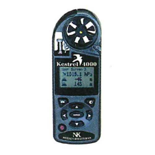 ポケットサイズ気象計 TA411RC 風速/温度/湿度/気圧/高度 ケストレル
