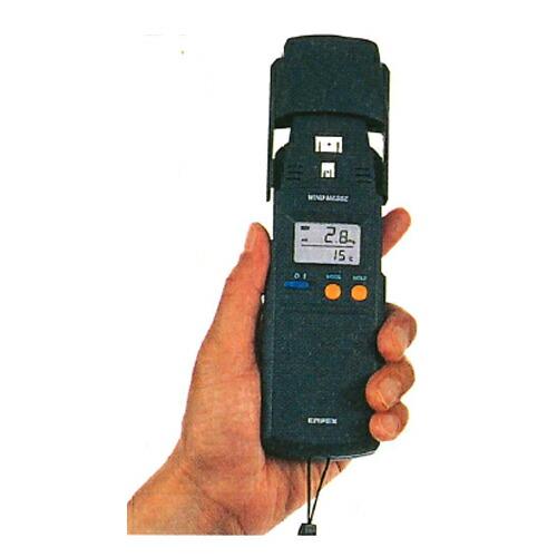 人気 デジタル風速計 ウインド・メッセ FG-561 0~20m/s エンぺックス [送料無料], みとこんぼでぃ 73ba69fe