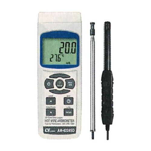 超格安一点 デジタル熱線式風速・風量計 AM-4224SD 風速 [送料無料]・風量 AM-4224SD・温度・湿度・露点 マザーツール マザーツール [送料無料], ギフトマルシェ:3bf242fd --- dpedrov.com.pt