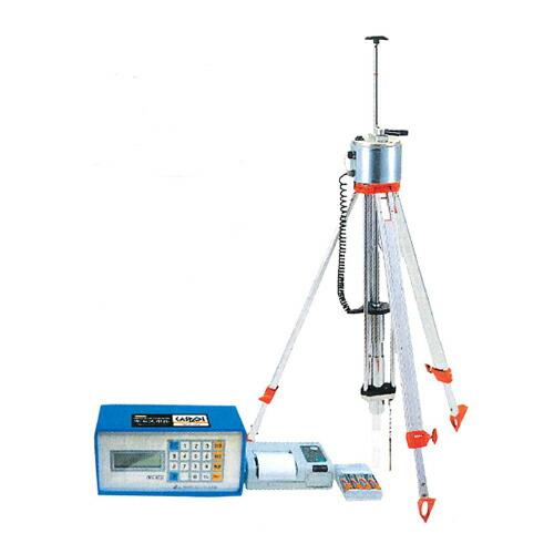 【送料無料】簡易支持力測定器キャスポル MIS-244-0-62 NETIS KK-980055-V マルイ