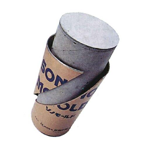 紙製使い捨て型枠 ソノモールド SONO50 50φ×H100mmH/60個入 昭和丸筒 [送料無料]