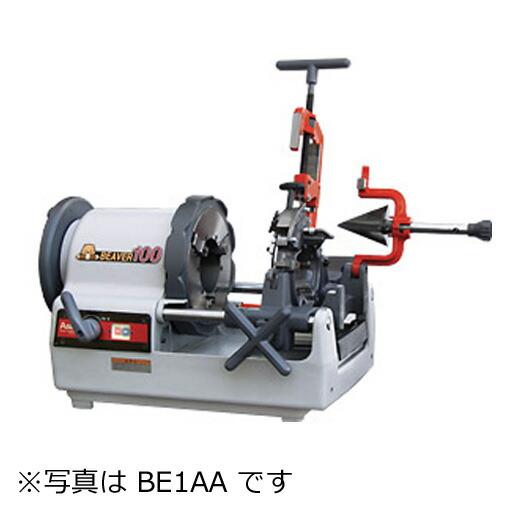 アサダ 水道ガス管ねじ切機 ビーバーシリーズ ビーバー100AT 2 MN(丸のこ付) BE1AM 8-100A [送料無料]