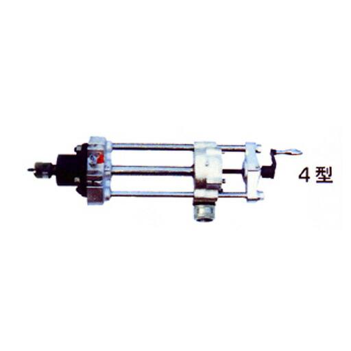 板橋 エンジン式不断水穿孔機 4型 15kg [送料無料]
