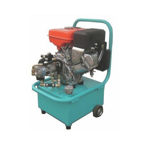 板橋 油圧パワーユニット HU-27 550×450×760mm