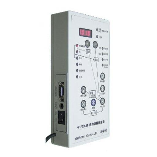 ハジメ デジタル式圧力記録検査器 ビックリくん3 HWR-701
