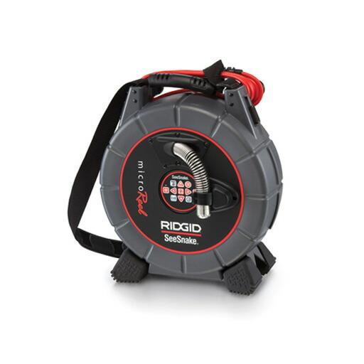 リジッド シースネイク マイクロリール ビデオ検査システム 35188 LC100C(マイクロCA-300)