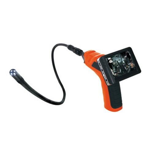 日動工業 工業用内視鏡 IES35-3 LCDモニター付ファイバースコープ [送料無料]