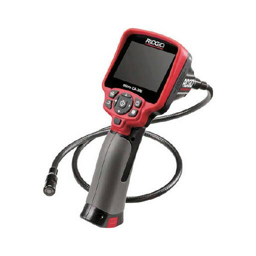 【送料無料】リジッド 検査カメラ 40363 micro CA-300