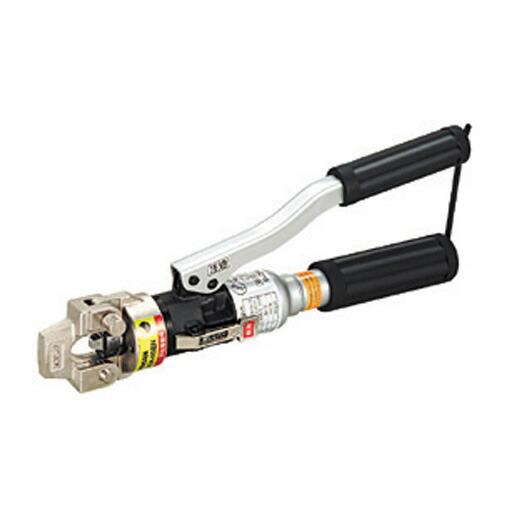 手動式油圧圧着工具 DCH-60ENセット ジェフコム [送料無料]