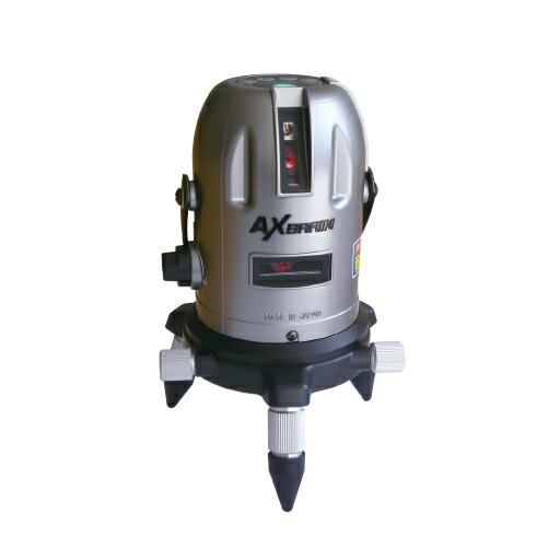 高輝度レーザー墨出し器 レーザーマン LV-551 アックスブレーン [送料無料]