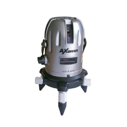 高輝度レーザー墨出し器 レーザーマン LV-651 アックスブレーン [送料無料]