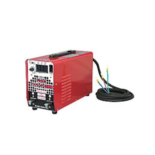 【送料無料】日動工業 インバーター直流溶接機 DIGITAL-200A 単相200V専用 電撃防止機能付