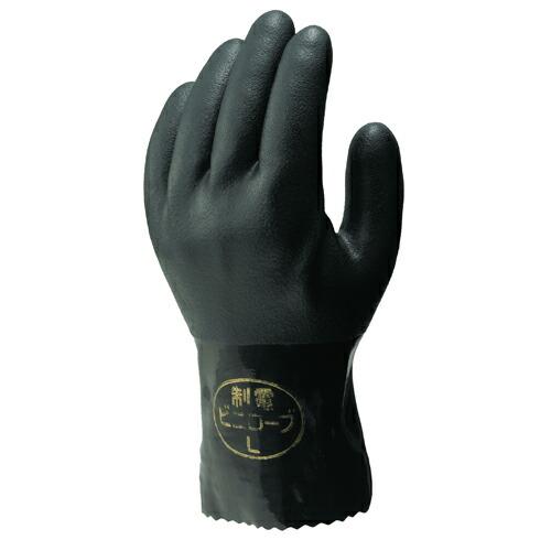 【送料無料】静電気対策用手袋 制電ビニローブ (120双入) NO510 ショウワグローブ