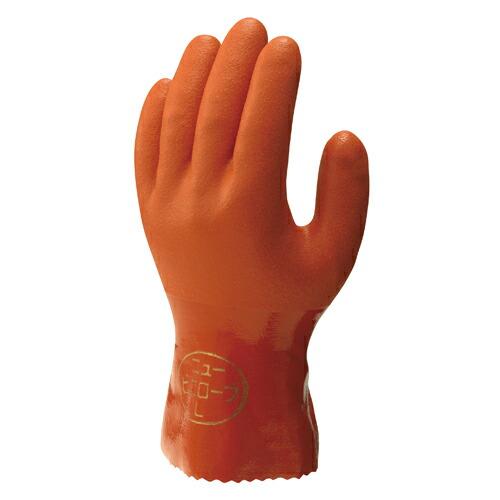抗菌防臭裏布付手袋 ニュービニローブ (120双入) NO610 ショウワグローブ [送料無料]